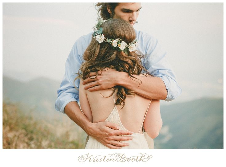 Bohemian Fairytale Engagement Photos in the Mountains {Emily and Michael} - The Storybook | Fairytale Wedding Photographer Blog