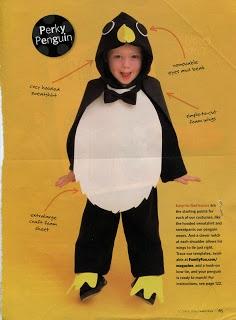 Halloween Costume: Penguin | AllTogetherChanin