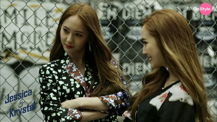 [Official] 140617Jessica & Krystal Onstyle Ep.3