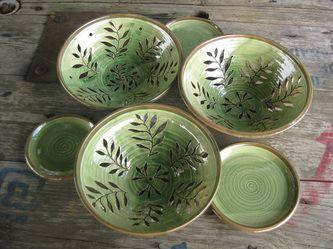 berry bowls by Dawn Tagawa