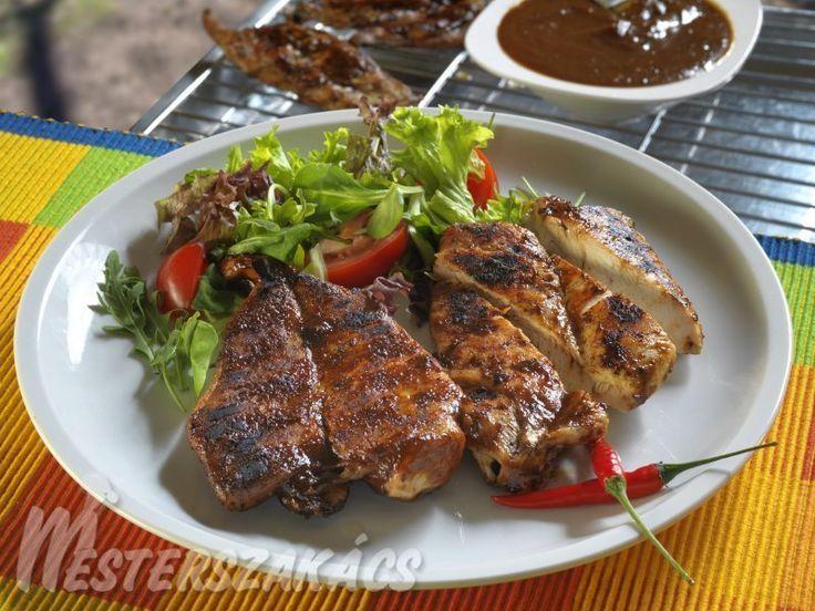 Johnny barbecue-csirkéje recept