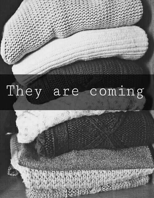 Afbeelding via We Heart It https://weheartit.com/entry/137320800 #are #autumn #beautiful #chocolate #clothes #cold #coming #fall #girl #Hot #is #love #night #sweater #that #weather #yeah #saison