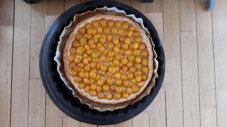 Succulente tarte mirabelle de Lorraine