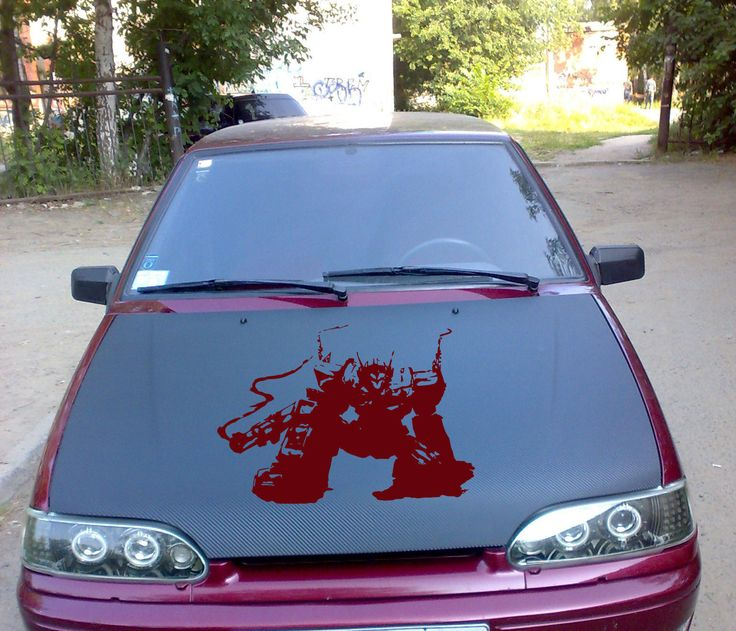 Anime car decal car decal sticker transformer car vinyl anime vinyl 10220
