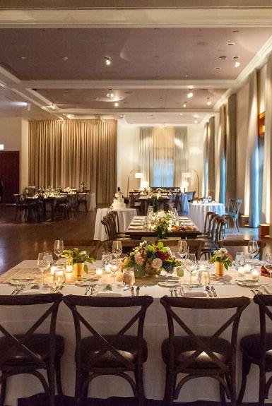 The Ivy Room Chicago - beautiful wedding reception Chicago Wedding Planner Staceylynndesign.com