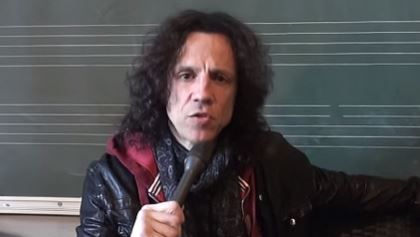 "GARY CHERONE Looks Back On His Time With VAN HALEN: 'EDDIE Was The Sweetest Guy In The World' GARY CHERONE Looks Back On His Time With VAN HALEN: 'EDDIE Was The Sweetest Guy In The World'        The third  VAN HALEN  frontman  Gary Cherone  who took over when  Sammy Hagar  left the group (or was fired depending on whom you ask) in 1996 was interviewed on a recent episode of  ""Talk Is Jericho""  the podcast of  Chris Jericho  the world champion pro wrestler actor  New York Times  best-selling…"