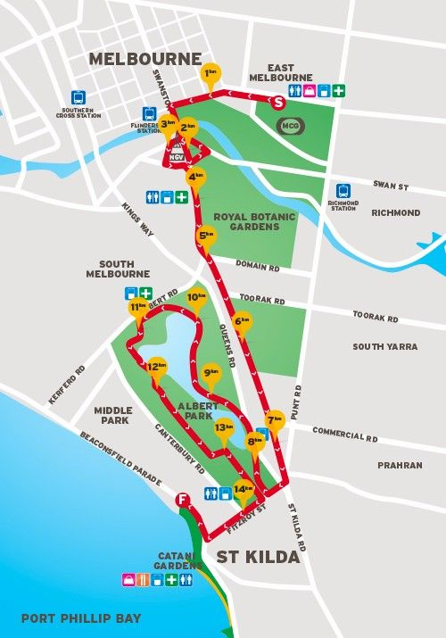 The Mission - 15KM