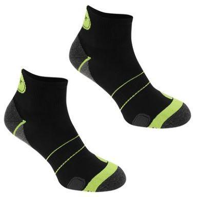 Karrimor Dri 2 Pack Running Socks Mens - SportsDirect.com