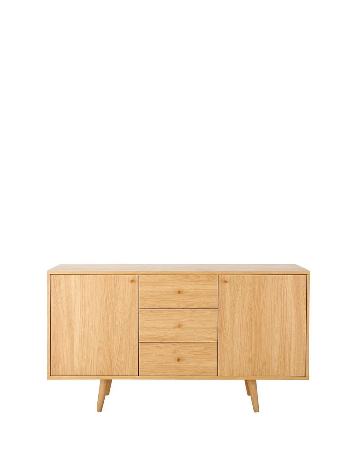 Monty Retro 2-Door, 3-Drawer Large Sideboard, http://www.very.co.uk/monty-retro-2-door-3-drawer-large-sideboard/1600045737.prd