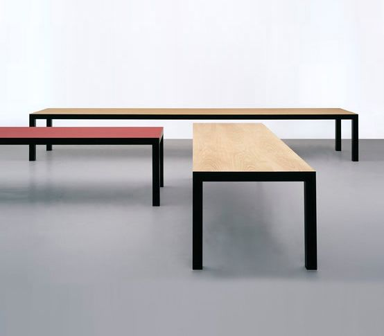 Dining Tables | Tables | Long Table | Oswald | Silvio Schmed. Check It Out