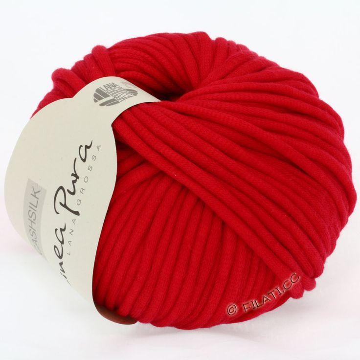 Lana Grossa CASHSILK (Linea Pura) | FILATI-Shop Lana Grossa-Store.com