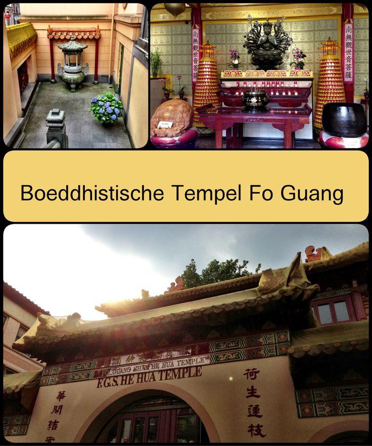 TempelFoGuangShan Amsterdam Boeddhistische tempel