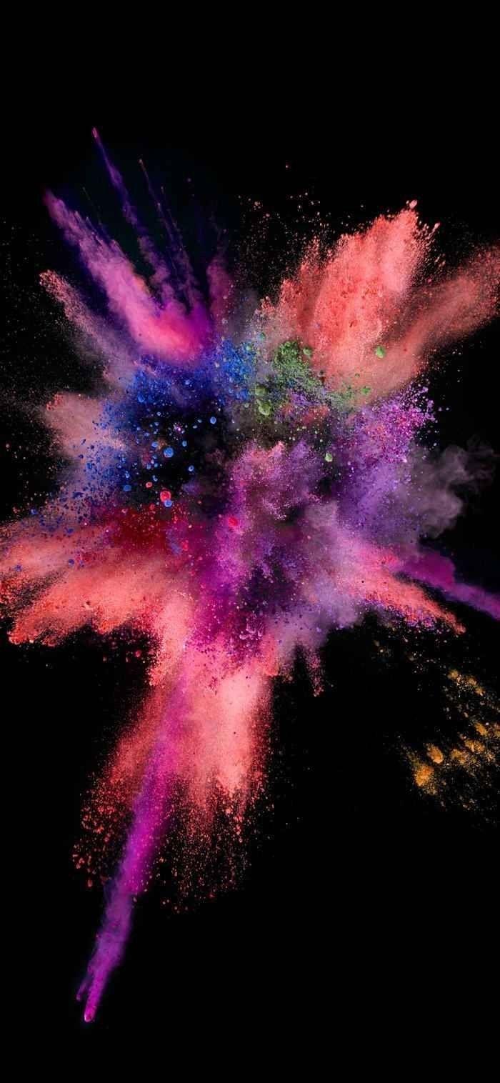 Fond D Ecran Iphone Explosion In 2020 Apple Wallpaper Iphone Original Iphone Wallpaper Ios Wallpapers