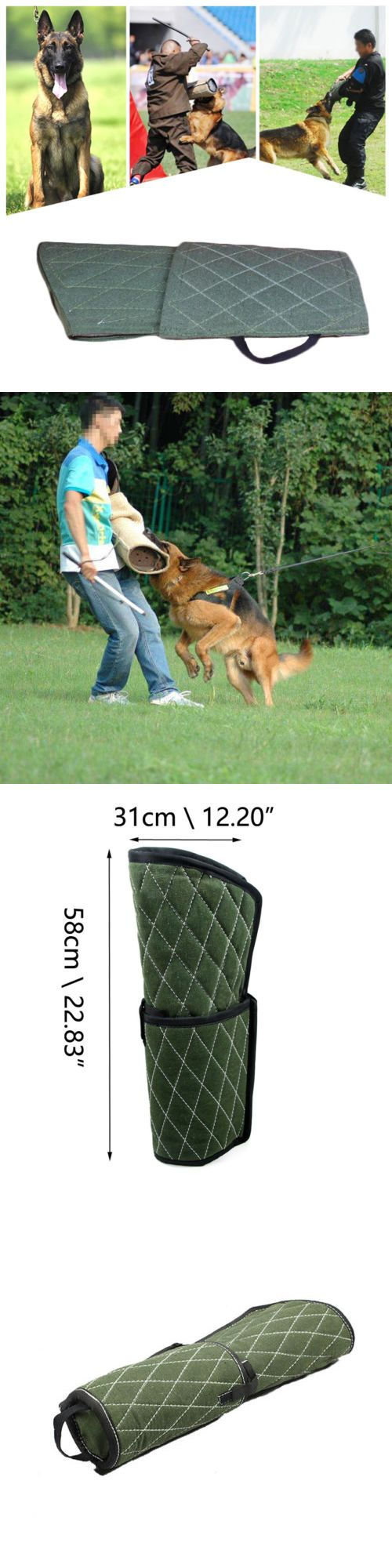Bite Sleeves and Bite Suits 177795: Bite Sleeve Suits Protection Intermediate For Police Schutzhund Training Dogs -> BUY IT NOW ONLY: $54.86 on eBay!