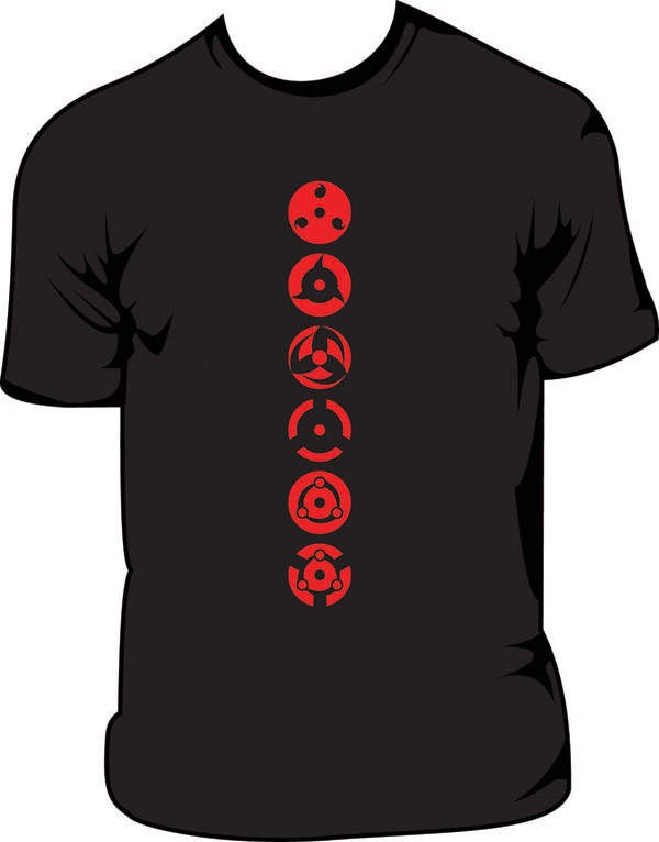 Cartoon Character T Shirt Design : Best images about custom naruto t shirts on pinterest