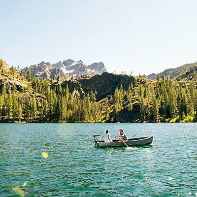 Best for simple pleasures: Lakes Basin area, Northern California