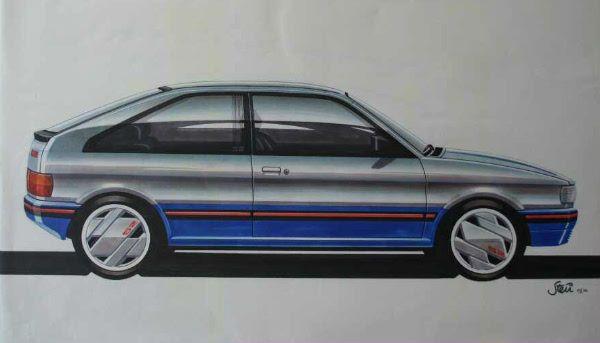 Austin Maestro coupe, 1983
