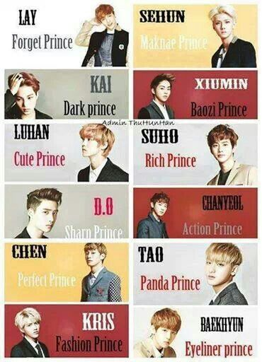 that what will happen when exo have their own host club!! :D