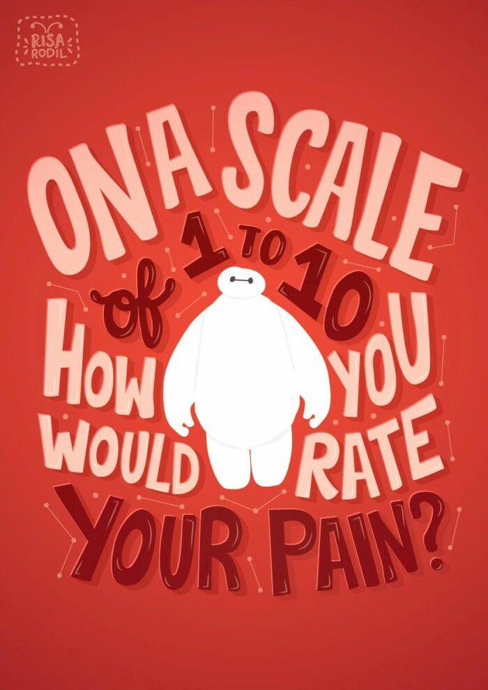 De uma escala de 1 à 10,  quanto é a sua dor?