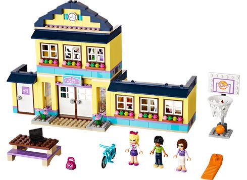 LEGO FRIENDS 41005 Heartlake Folkeskole