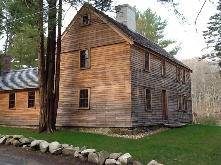 William Haskell House 1652 93 A First Period Colonial