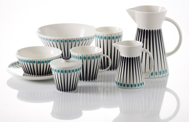 Amanda tableware from Superliving, Denmark