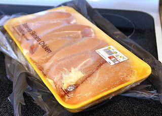 Do-It-Yourself Frozen Grilled Chicken Breast Strips