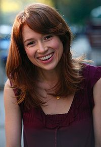 Ellie Kemper played field hockey at Princeton before The Office and Bridesmaids!!