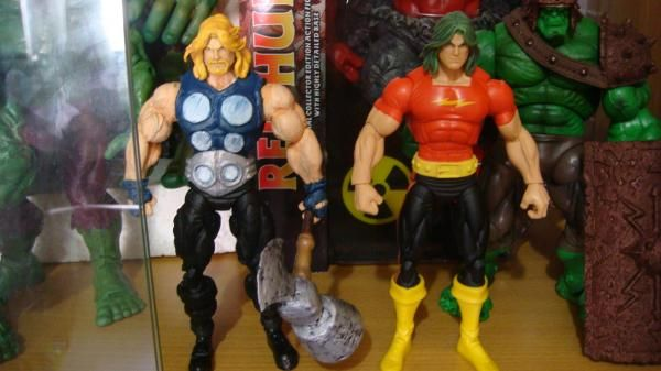 Ultimate Thor (Ultimate Marvel) Custom Action Figure