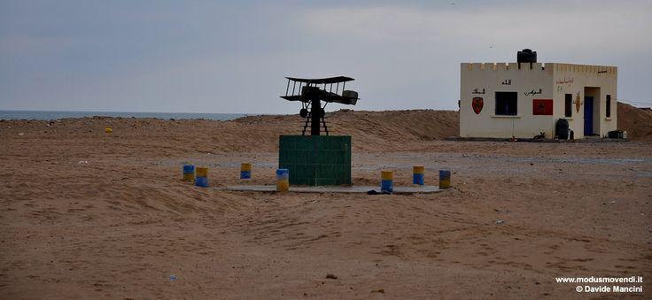 Modus Movendi - se non viaggi non vivi - Tarfaya - Sahara occidentale
