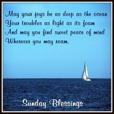 """""""The two most important days in your life are the day you are born.......and the day you find out why."""" ~~Mark Twain You canread other Sunday Morning Blessings here. Feel freeto """"share"""" with you..."""