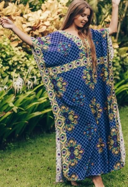 Material: Rayon Fit: Fits larger than usual. Fabric: Has No Stretch Size Chart (Measurements in cm) 2 inch Size Bust Length One Size 140 135 Bohemian Style, Boho Chic, Peacock Print, Spring Outfits Women, Petite Women, Flare Skirt, Kaftan, Dress Skirt, Cover Up