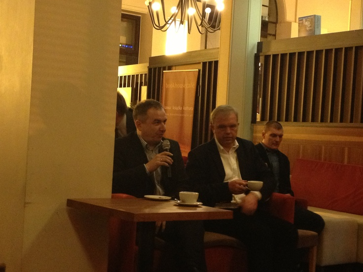 Michał Kobosko i Piotr Gabryel
