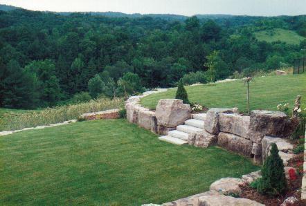 Terraced Backyard Ideas Backyard Design And Backyard Ideas