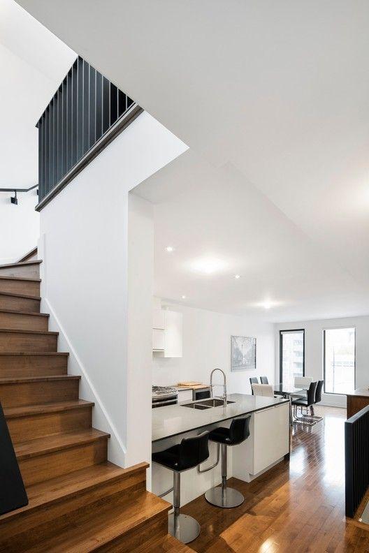 76 besten Treppe Bilder auf Pinterest | Neubau, Stiegen und ...