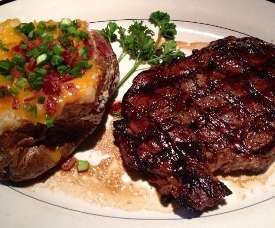 Make and share this Houston's Hawaiian Ribeye recipe from Food.com.