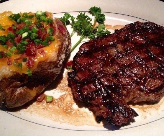 Make and share this Houston's Hawaiian Ribeye recipe from Food.com.