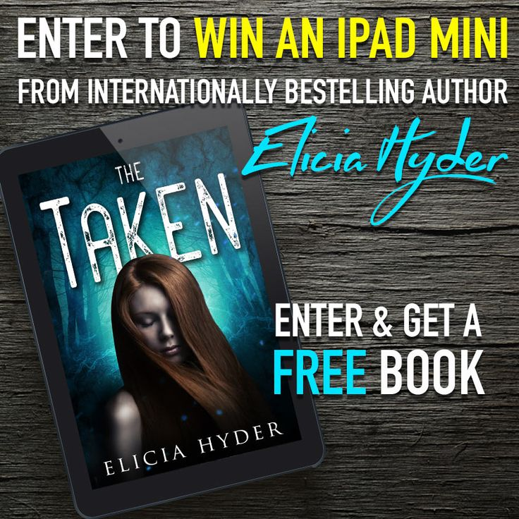 Open to: United States, Canada, Other Location Ending on: 04/24/2017 Enter for a chance to win an iPad Mini 2 from Author Elicia Hyder. Enter this Giveaway at Author Elicia Hyder Enter our $100 Amazon Gift Card GiveawayOpen Worldwide. Ends 3/14/2017. What