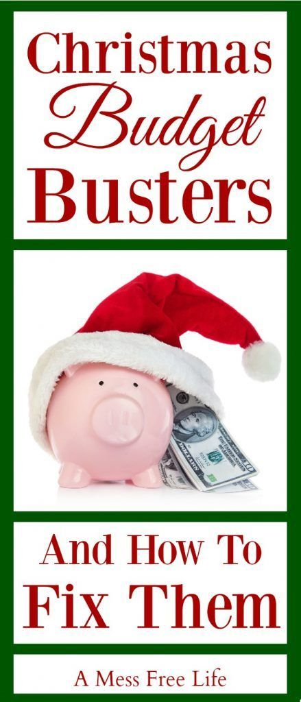 Is your Christmas budget full of too many gifts, decorations and parties? Learn the secret to reigning in your holiday budget so you're not overspending or getting into debt this holiday season. #Christmas #budget #holidayshoppingtips