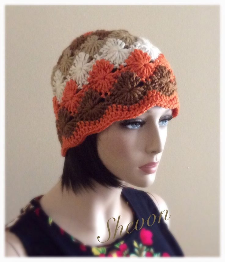 Unique Style Fashion Beanie by ShevonL on Etsy https://www.etsy.com/listing/230880734/unique-style-fashion-beanie