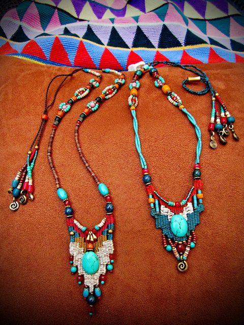 ~ Weaving jewelry ~ | Flickr - Fotosharing!