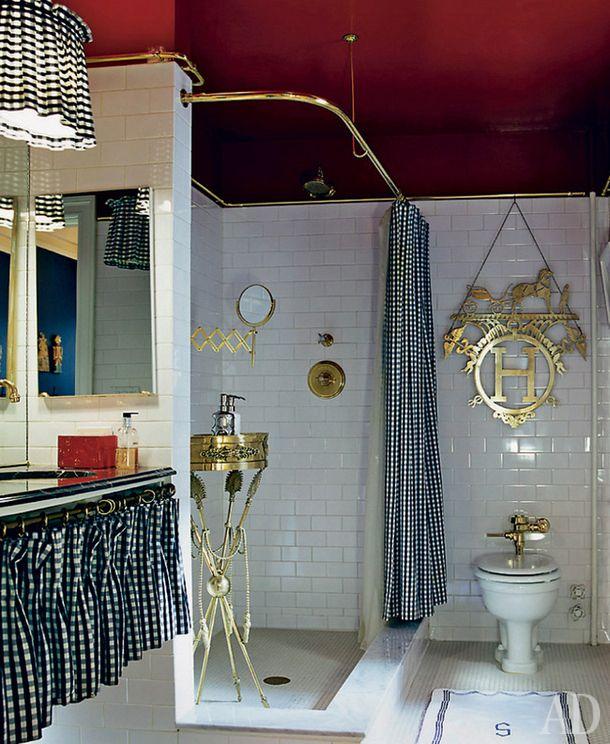 Квартира на Манхэттене Дизайнер Джонатан Адлер