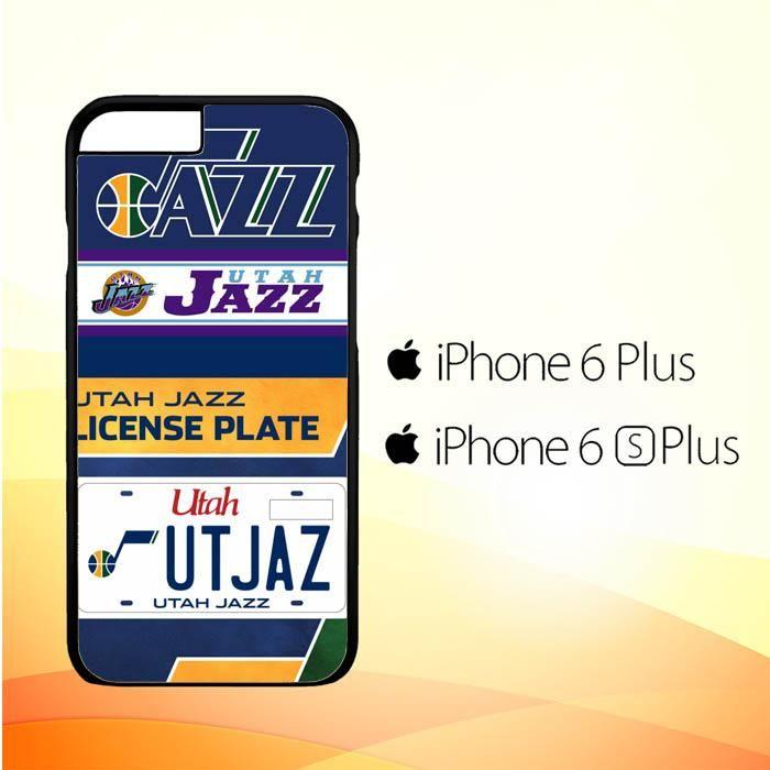 utah jazz W3163 iPhone 6 Plus|6S Plus Case