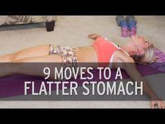 9 Übungen für einen flachen Bauch