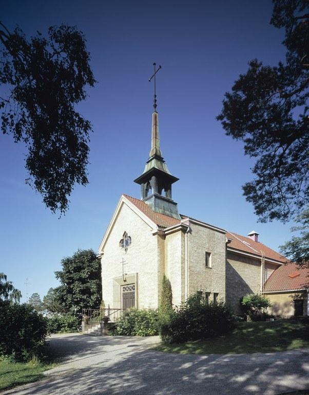 Kulosaari Church