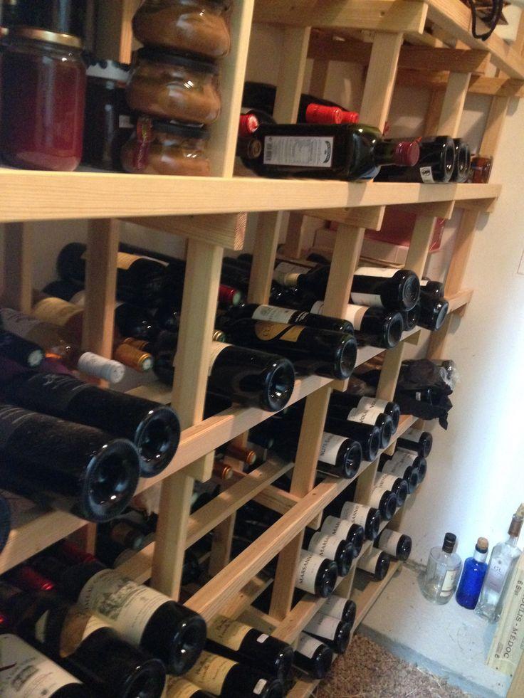 25 best ideas about casier bouteilles on pinterest casiers bouteilles de vin en bois. Black Bedroom Furniture Sets. Home Design Ideas
