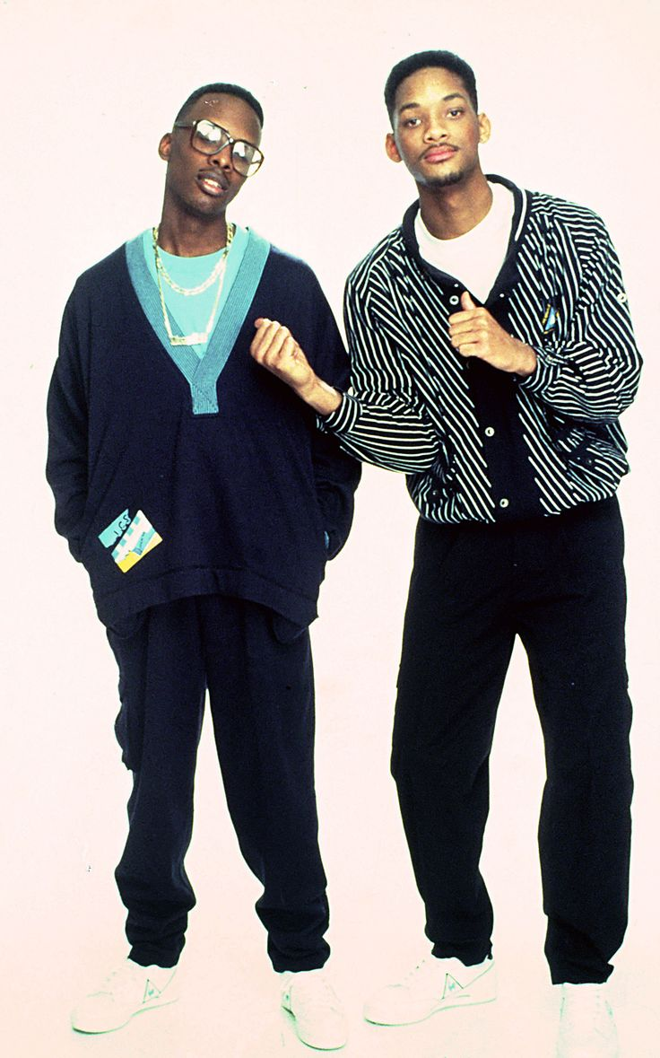 Fresh Prince and Jazzy Jeff #dressmaking