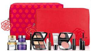 lancome gift with purchase 2013 | Lancome Gift With Purchase at Von Maur – March 2013 | Makeup Bonus ...