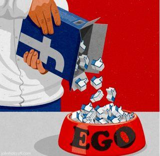 #Facebook #Ego #Cereal