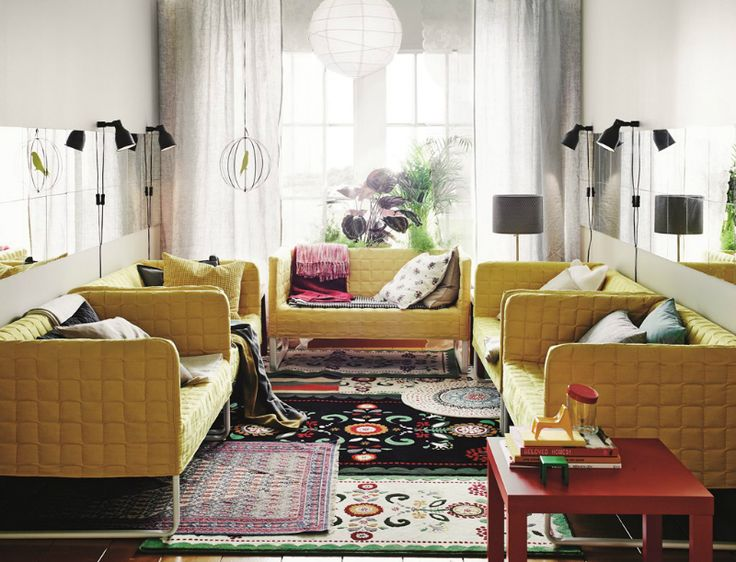 Whatu0027s New On IKEA Catalogue 2015. Colorful Living RoomsSmall Living RoomsLiving  Room DesignsLiving ...